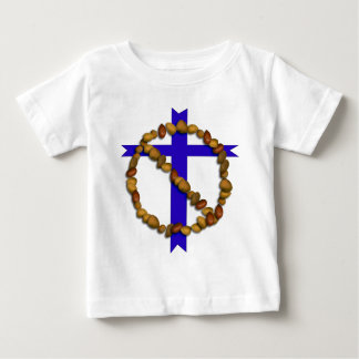 No Christian Nuts Baby T-Shirt