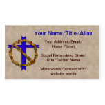 No Christian Nuts Business Card Templates