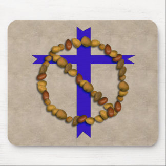 No Christian Nuts Mouse Pad