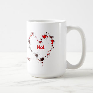 No! Classic White Coffee Mug