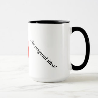 No Cliche's - An original Idea Mug