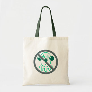 No Clowns - Hunter Green Tote Bag