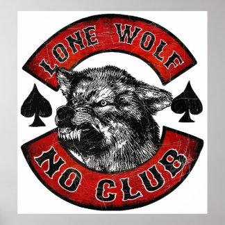 No club rider posters