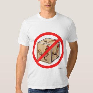No Cockblocking Allowed Tee Shirt