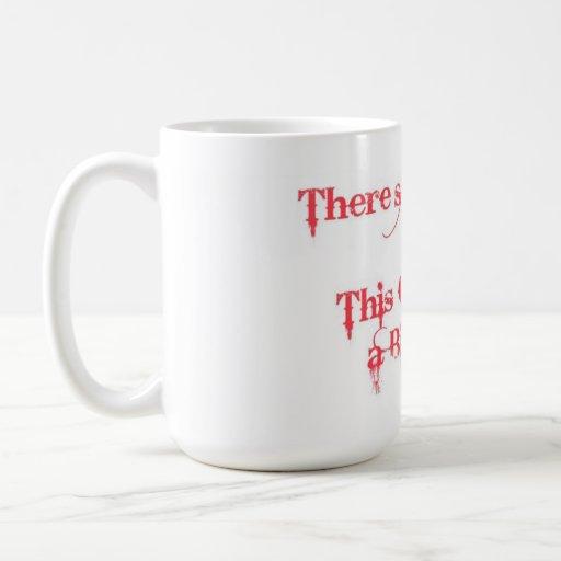 No Coffee? Classic White Coffee Mug