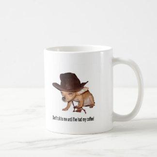 No Coffee Coffee Mug