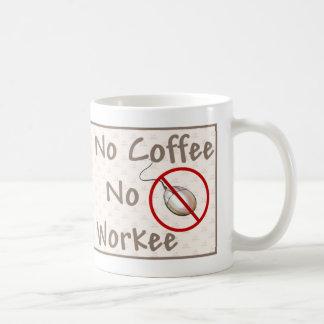No Coffee Mug