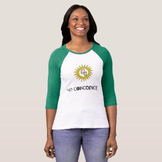 No Coincidence Logo T-Shirt