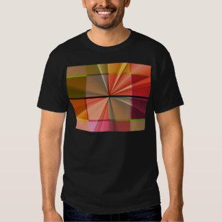 No. coloreado 8 de los cuadrados por Tutti Playera