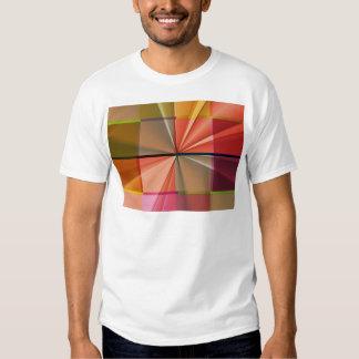 No. coloreado 8 de los cuadrados por Tutti Remera