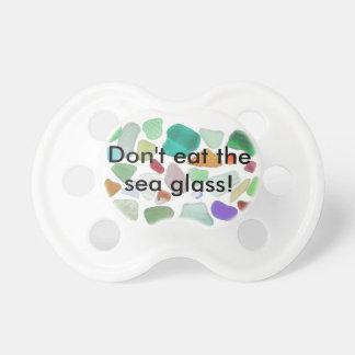 No coma el vidrio Passy del mar Chupete