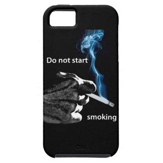 No comience a fumar… iPhone 5 fundas