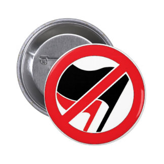 No Commies! Pinback Buttons
