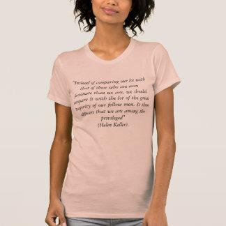No Comparisons Quote T-shirt