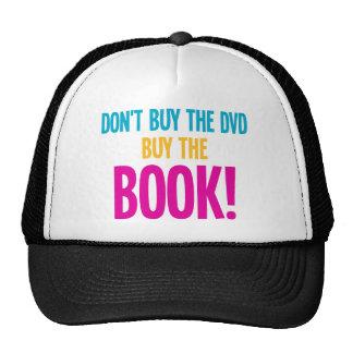 No compre El DVD, compran el libro Gorro De Camionero