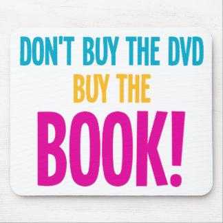 No compre El DVD, compran el libro Tapete De Raton