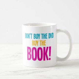 No compre El DVD, compran el libro Taza De Café