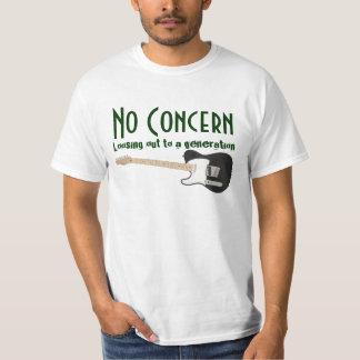 No Concern lotag T Shirt