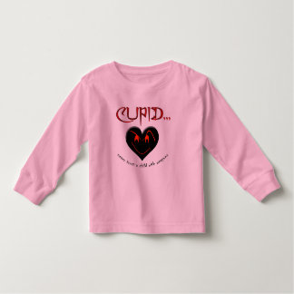 No confíe en el Cupid Camisetas