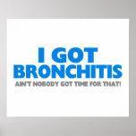 No conseguí bronquitis y no soy nadie hora consegu posters