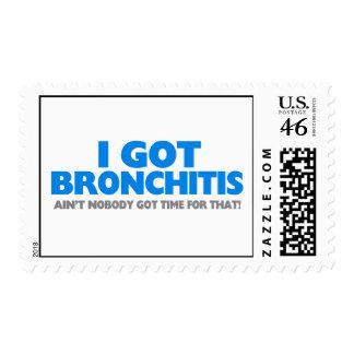 No conseguí bronquitis y no soy nadie hora consegu