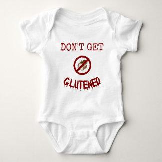No consiga Glutened Body Para Bebé