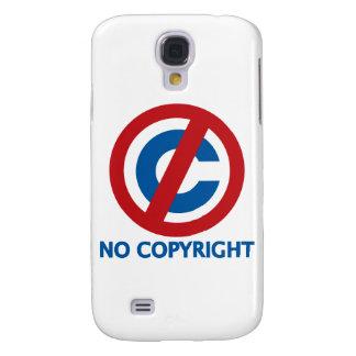 No Copyright Galaxy S4 Cover