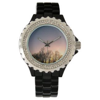 No corregido relojes