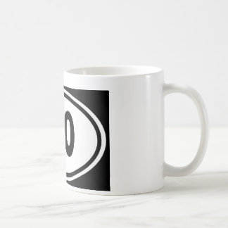 No corro 0,0 funcionamientos del odio del diseño taza de café