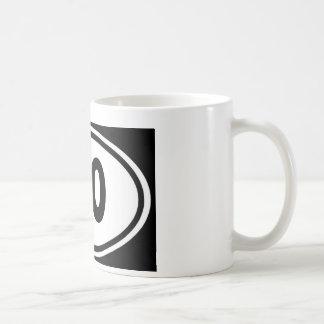 No corro 0,0 funcionamientos del odio del diseño taza clásica