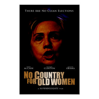 No Country For Old Women Director s Cut Poster