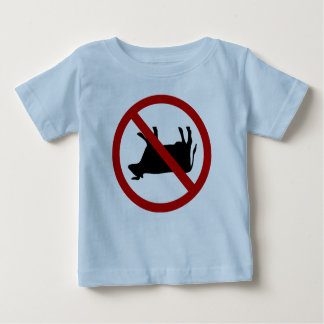 NO Cow Tipping! Baby T-Shirt