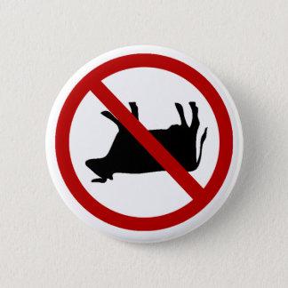NO Cow Tipping! Button