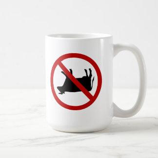 NO Cow Tipping! Coffee Mug
