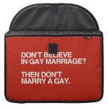 NO CREA EN MATRIMONIO HOMOSEXUAL NO CASAN - .PNG FUNDAS MACBOOK PRO