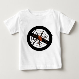 No creepy spiders baby T-Shirt