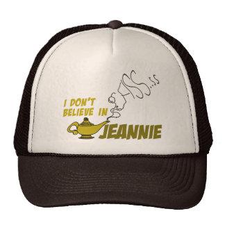 No creo en Jeannie Gorras