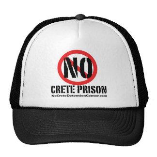 No Crete Prison Hat