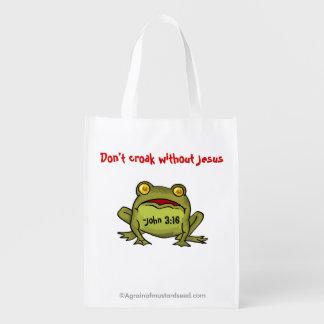 No croe sin Jesús Bolsa Para La Compra