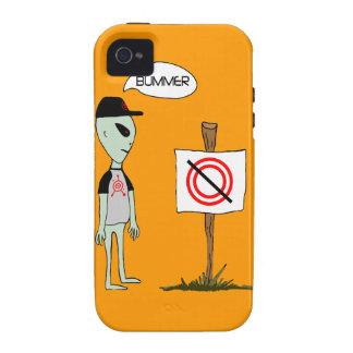 No Crop Circles Allowed iPhone 4 Case-Mate Case