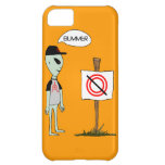 No Crop Circles Allowed iPhone 5 Case-Mate Case