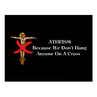No Crosses Post Cards
