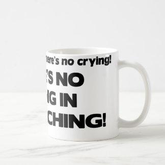 No Crying - Geocaching Mug