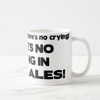 No Crying in Car Sales Coffee Mug