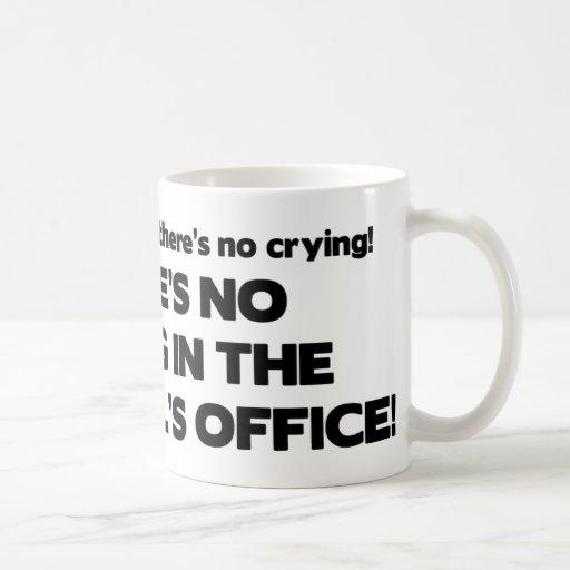 No Crying In The Principal 39 S Office Coffee Mug Zazzle