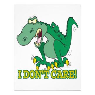 no cuido rabieta del genio del t-rex comunicado