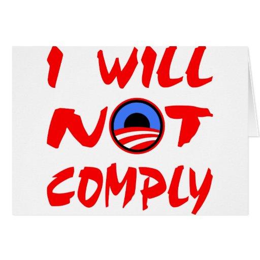 No cumpliré Obama Tarjetón