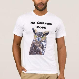 No Cussing Zone_T-Shirt T-Shirt