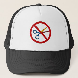 No Cuts Trucker Hat
