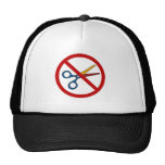 No Cuts Trucker Hat